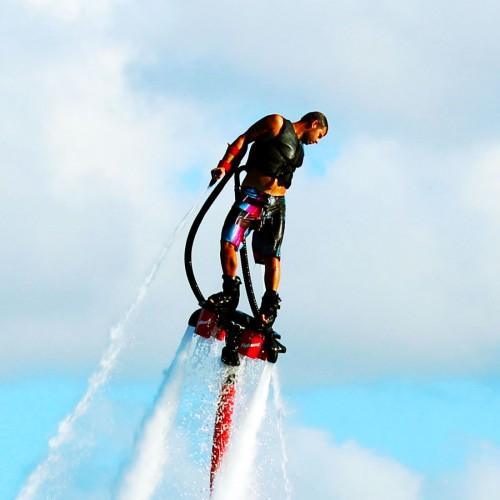 Jeff Flyboarding